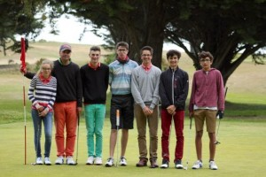 ecole stage golf